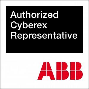 Authorized Cyberex Representative logo 50mm